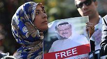 Wo ist Jamal Khashoggi?: Türkei will saudisches Konsulat durchsuchen