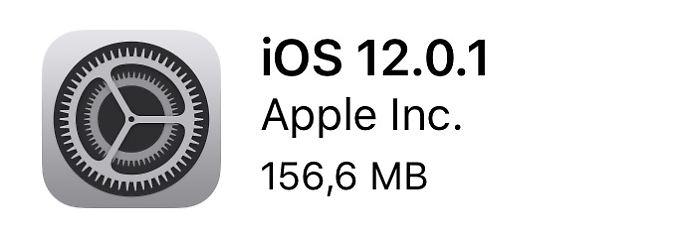 iOS 12.0.1 steht bereit: Update behebt lästige iPhone-XS-Fehler