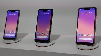 Neues Flaggschiff vorgestellt: Google macht mit Pixel 3 Druck auf Konkurrenz