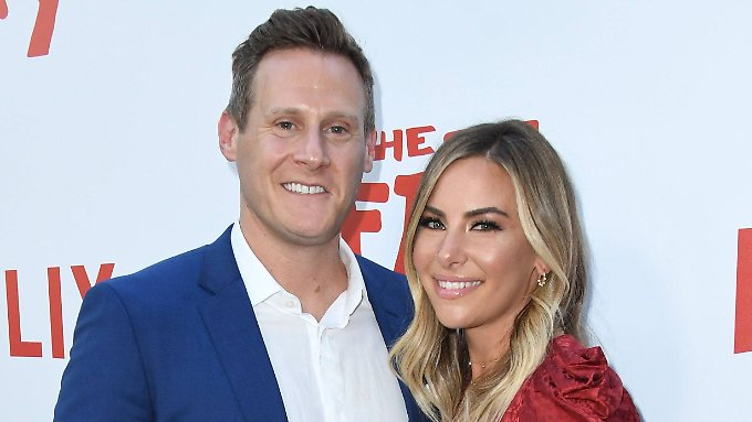 Herzogin Meghans Ex-Mann Trevor Engelson hat erneut geheiratet.