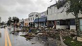 "Stärkster Sturm seit 1851: Hurrikan ""Michael"" wütet in den USA"
