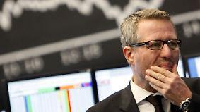 Crash-Angst in Frankfurt und New York: Ausverkauf im Dax geht weiter