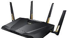 Nummern machen es einfacher: Wi-Fi 6 bringt Speed und stabiles Netz