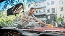 Last Call vorm Herbst: Ist Autowaschen auf der Straße erlaubt?
