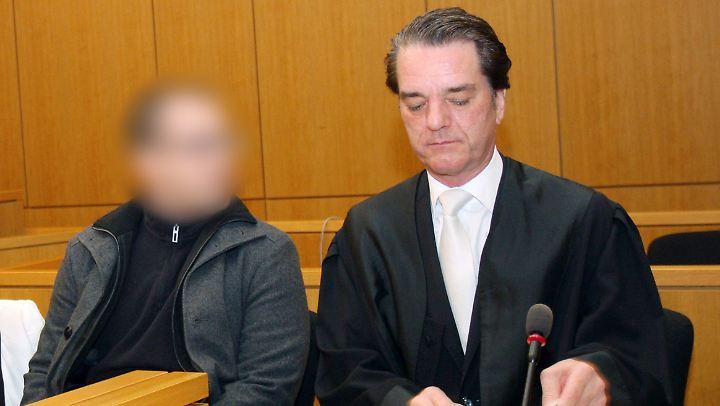 """Falls er verurteilt wird, weiß """"Brummi-Andi"""" genau, was ihn im Gefängnis erwartet. Dort hat er nämlich bereits viel Zeit verbracht."""