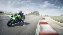 Im kommenden Jahr schickt Kawasaki eine vollständig überarbeitete Ninja ZX-6R ins Rennen.