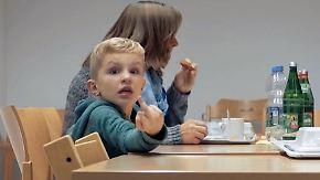 Film begleitet Eltern am Rand der Verzweiflung: Psychologen lehren die Grenzen für Kinder