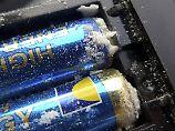 Wertvolle Geräte retten: Was tun, wenn die Batterie ausläuft?