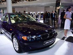 Belasteter Automarkt in China: Zollstreit kostet BMW Hunderte Millionen
