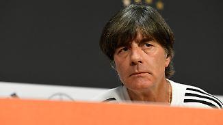 """Nico Holter vor dem Länderspielklassiker: """"Löw ist genervt von der vielen Kritik"""""""