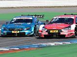 Historische Siegesserie in DTM: Rast erzwingt Titelvergabe im letzten Rennen