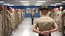 Soldaten zu dick zum Kämpfen: Fettleibigkeit bedroht Sicherheit in USA