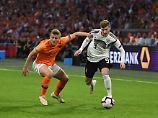 Niederlage in der Nations League: DFB-Team geht gegen Niederlande unter