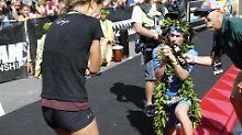 Deutsche Siegesserie in Hawaii: Lange ist schnellster Ironman aller Zeiten