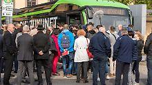 Kampf gegen Emissionen: Grüne verlangen Ein-Euro-Tagestickets