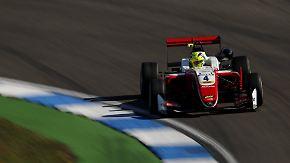 """Formel-3-Champion im n-tv Interview: Mick Schumacher genervt von """"Fehlern"""""""