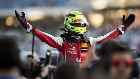 F3-Saison voller Überraschungen: Wechselt Mick Schumacher jetzt zur Formel 1?