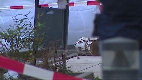 In Berliner Hochhaussiedlung: Achtjähriger von herabfallendem Baumstumpf erschlagen