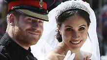 Royales Baby kommt im Frühjahr: Prinz Harry und Meghan werden Eltern