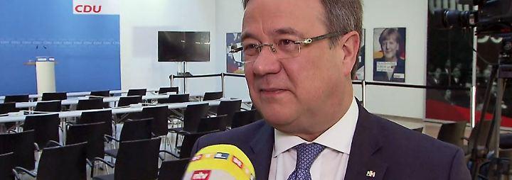 """Laschet nach Bayern und vor Hessen: """"CDU und Grüne haben vieles versöhnt"""""""