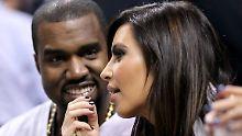 """""""Danke für die Sneaker"""": Kanye West beschenkt Ugandas Präsident"""