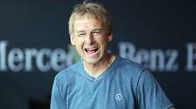 Der Sport-Tag: Klinsmann vertraut Löw in DFB-Krise