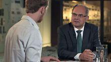 """""""Klamroths Konter"""" bei n-tv: Schmidt gibt Lindner Mitschuld an CSU-Krise"""
