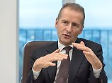 """Position auf Weltmarkt gefährdet: VW-Chef beklagt """"Feldzug"""" gegen das Auto"""