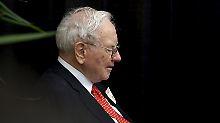 Warren Buffet der Prophet der Zukunft.