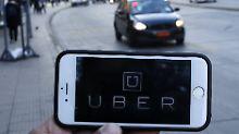 Wertvoller als US-Autobauer: Banken schätzen neuen Börsenwert von Uber