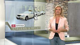 Ratgeber - Steuern & Recht: Thema u.a.: Feilschen erlaubt?