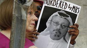 Türkische Ermittler gehen von Mord aus: Bericht aus Riad soll Khashoggis Tod als Versehen darstellen