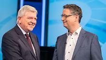 Hessischer Koalitionsrechner: Wer mit wem regieren könnte