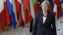 """""""Drama ist nicht im letzten Akt"""": Mays Enthusiasmus trifft auf Brexit-Zweifler"""
