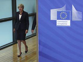 May zieht nach dem EU-Gipfel ein positives Fazit.