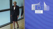 """Es braucht noch """"sehr viel Zeit"""": Brexit-Gipfel: Optimismus ja, Fortschritt nein"""