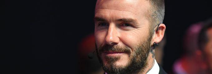 """""""Es ist kompliziert"""": David Beckham spricht über seine Ehe"""