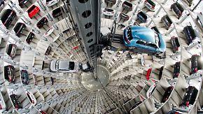 Bundesweite Umtauschaktionen: Volkswagen plant hohe Prämien für alte Diesel