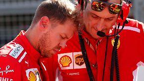 Brite in den USA vor Titelgewinn: Vettel muss auf Hamilton-Terrain angreifen