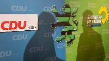 Neue Umfrage zur Hessen-Wahl: Grüne legen zu, SPD auf Platz drei