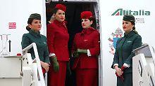 """Marode Fluggesellschaft: """"Wer würde Partner von Alitalia sein wollen?"""""""