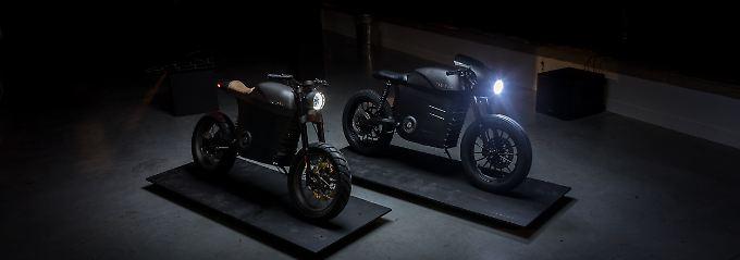 Neue Technik, alte Optik: E-Bike-Projekt von Tarform