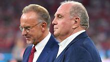 """Ab jetzt will der FC Bayern den """"Verein schützen""""."""