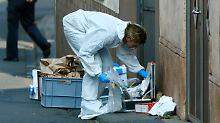 Wie die Staatsanwaltschaft Frankenthal mitteilte, wurden eine 56-jährige Frau und ihr erwachsener Sohn getötet.