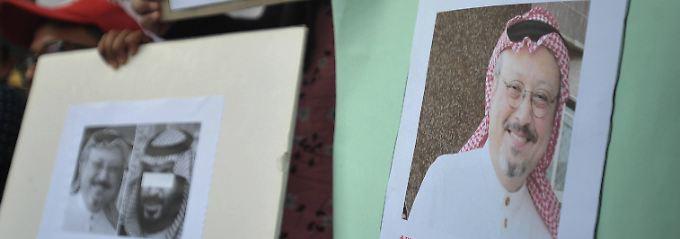 Seit mehr als zwei Wochen verschwunden: Jamal Khashoggi