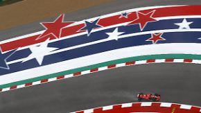 Formel 1 in den USA bei n-tv: 3. Freies Training und Live-Qualifying