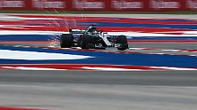Vettels Chancen schrumpfen: Hamilton rast auf Pole im Krönungsrennen