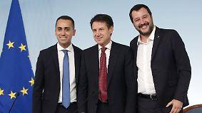 """""""Kippt Italien, ist Eurozone mausetot"""": Populistenregierung könnte Europa ins Chaos stürzen"""