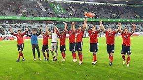 """Nico Holter zum 8. Spieltag: """"Man weiß immer noch nicht, wie stark die Bayern sind"""""""
