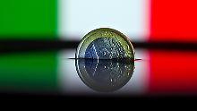 """Der Börsen-Tag: Nur eine """"kleine"""" Wette: Italien-Bonds locken Blackrock an"""
